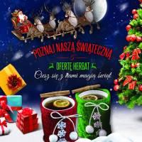 Herbaty świąteczne - sklep internetowy