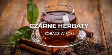 Najlepsze czarne herbaty liściaste w dobrej cenie